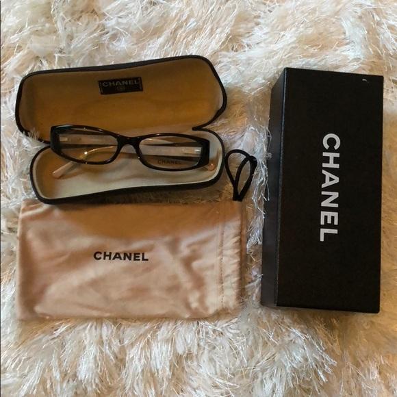 """bd91dc467fae CHANEL Accessories - Chanel """"Reading"""" glasses NON PRESCRIPTION GUC"""